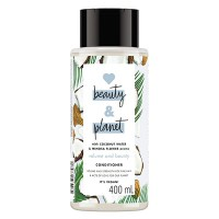 Dầu Xả Love Beauty And Planet Bồng Bềnh 400Ml