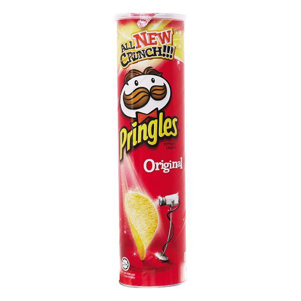 Snack Khoai Tây Pringles Original Hộp 147G