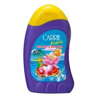 Sữa Tắm Gội Carrie Junior Double Milk 280G