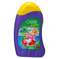Sữa Tắm Gội Carrie Junior Grapeberry 280G