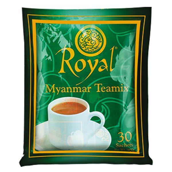 Trà Sữa Royal Myanmar Tea Mix 30 Gói*20G