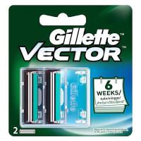 Lưỡi Dao Cạo Gillette Vector Hộp 2 Cái