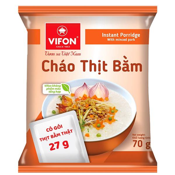 Cháo Vifon Thịt Bằm Gói 70G