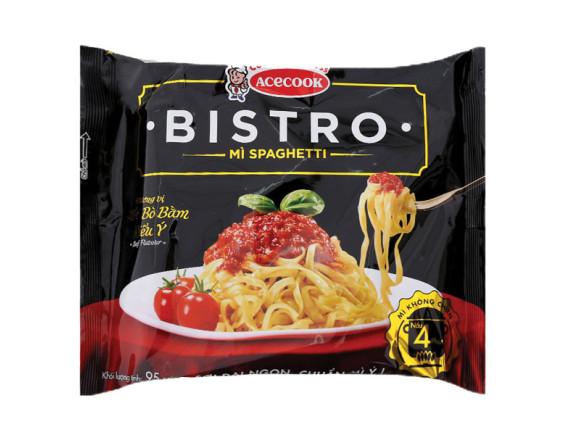 Mì Spaghetti Bistro Bò Bằm 95G