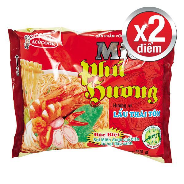 Miến Phú Hương Lẩu Thái 63G