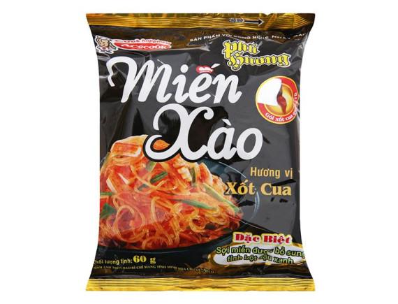 Miến Trộn Phú Hương Xốt Cua Gói 60G