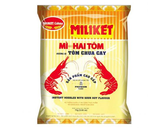Mì Kraft Chua Cay Cao Cấp Gói 75G