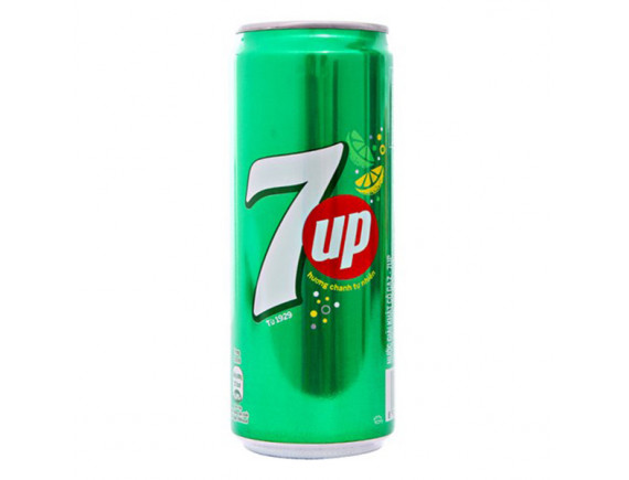 Nước Ngọt 7Up Sleek 330Ml