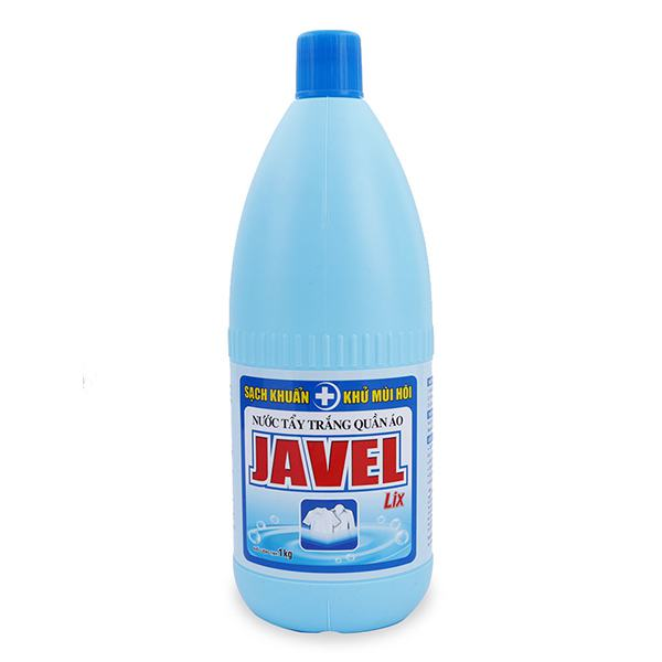 Nước Tẩy Javel Lix 1 Kg