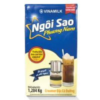 Sữa Đặc Có Đường Ngôi Sao Phương Nam Xanh Dương 1284G