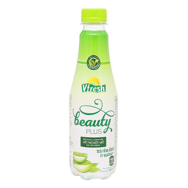 Trà Nha Đam Vfresh Beauty Plus Chai 350Ml