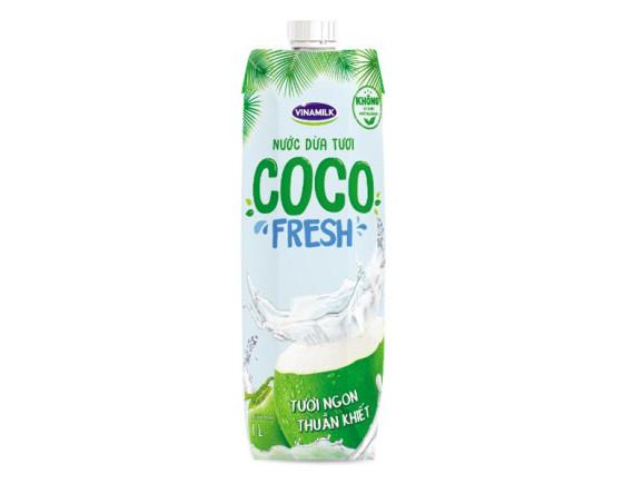Nước Dừa Tươi Coco Fresh Hộp 1L