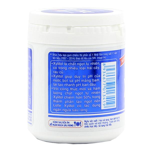 Kẹo Cao Su Xylitol Fresh Mint 145G