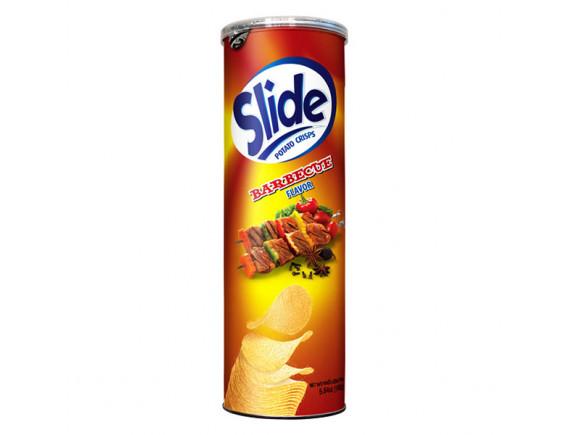 Snack Khoai Tây Slide Vị BBQ 160G