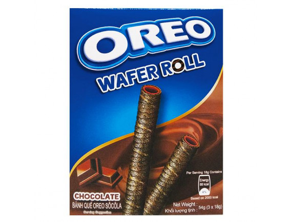 Bánh Quế Oreo Chocolate 54G