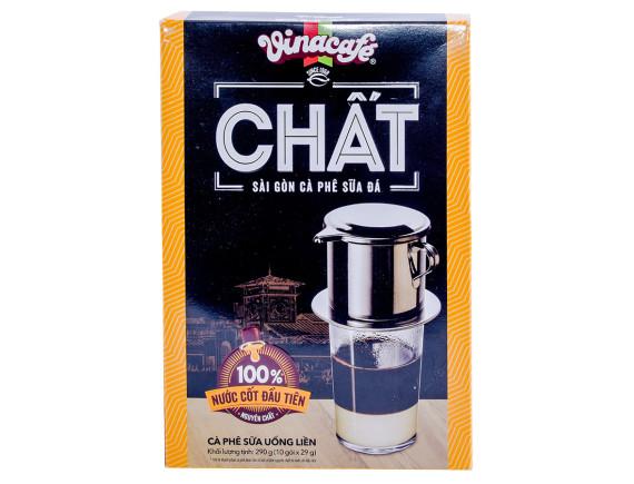 Cà Phê Sữa Vinacafe Chất 3IN1 Hộp 10 Gói*29G