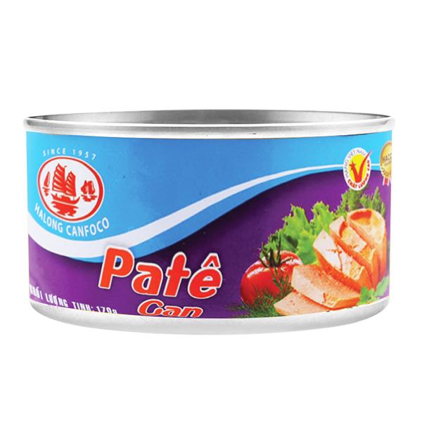 Pate Gan Hạ Long 170G