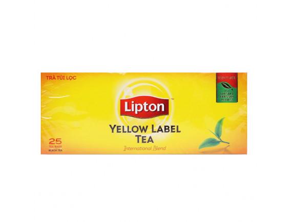 Trà Lipton Nhãn Vàng 2G*25 Gói