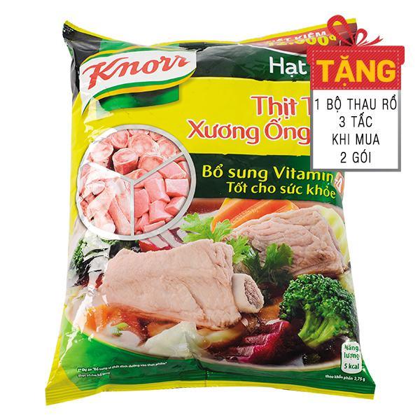 Hạt Nêm Knorr Thịt Thăn Xương Ống Và Tủy 400G