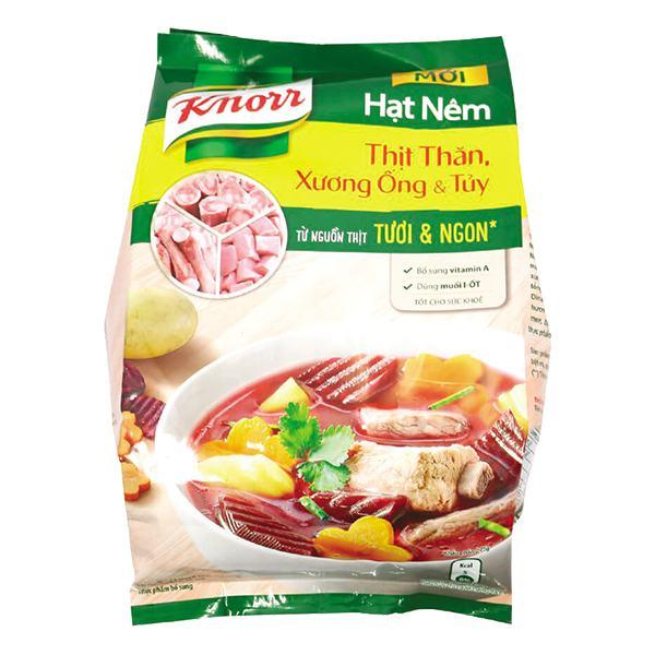 Hạt Nêm Knorr Thịt Thăn Xương Ống Và Tủy 1.8Kg
