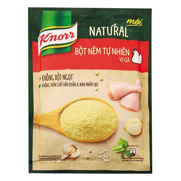 Bột Nêm Knorr Natural Vị Gà 150G