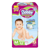 Tã Quần Bobby M62 (6-11Kg)