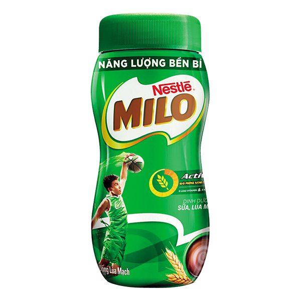 Bột Ca Cao Milo Hũ 400G