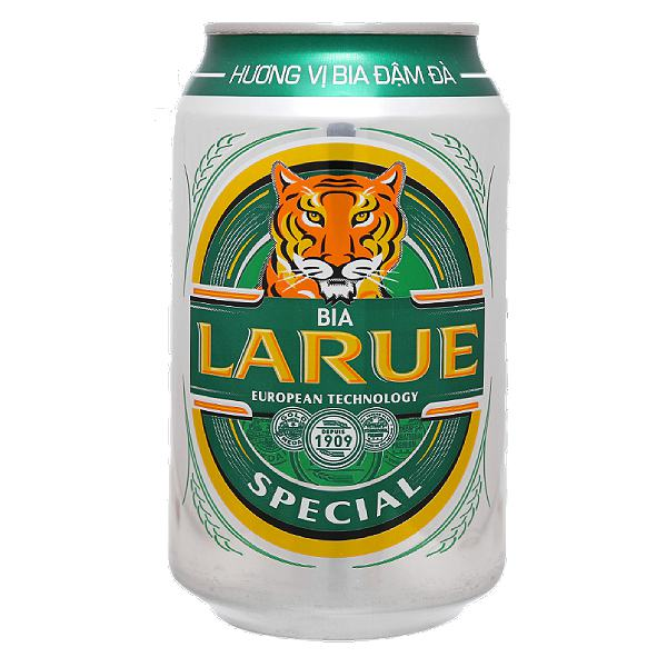 Bia Larue Special Lon 330Ml