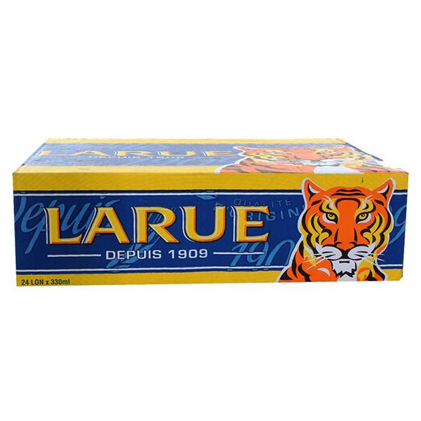 Bia Larue Xanh Thùng 24 Lon 330Ml
