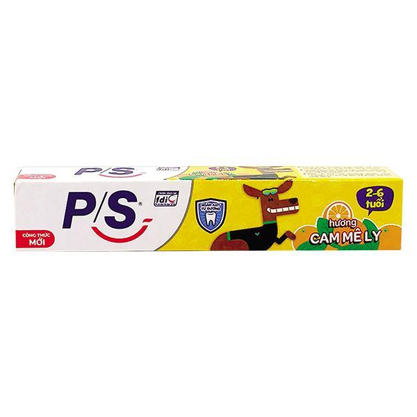 Kem Đánh Răng P/s Trẻ Em Hương Cam 45G