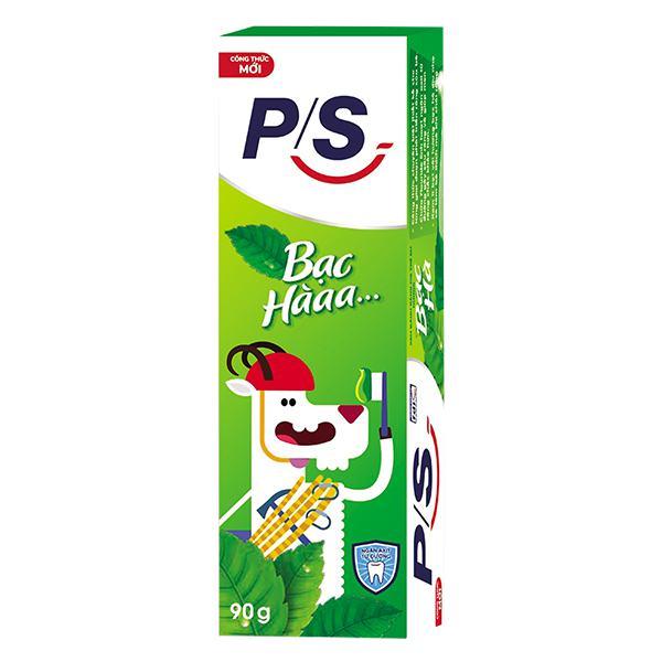 Kem Đánh Răng P/s Trẻ Em Hương Bạc Hà 90G