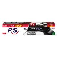 Bộ Đôi Kem Đánh Răng + Bàn Chải Đánh Răng P/S Than Hoạt Tính 230G