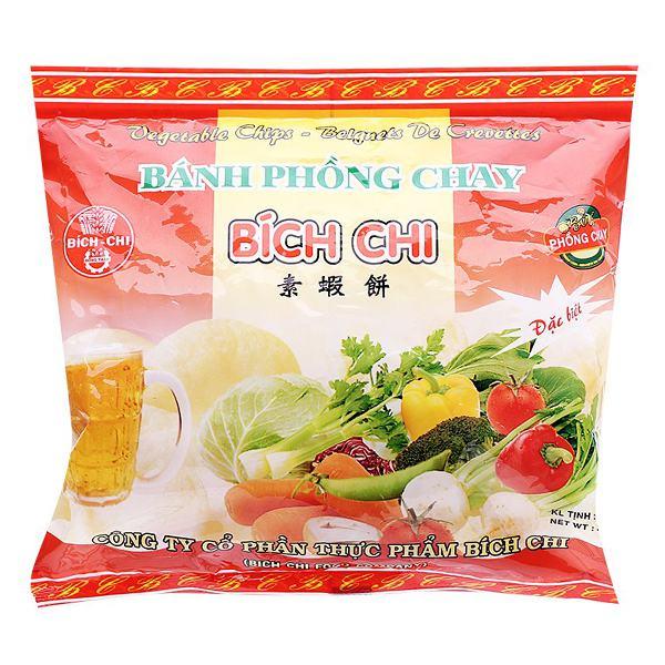 Bánh Phồng Chay Bích Chi 100G