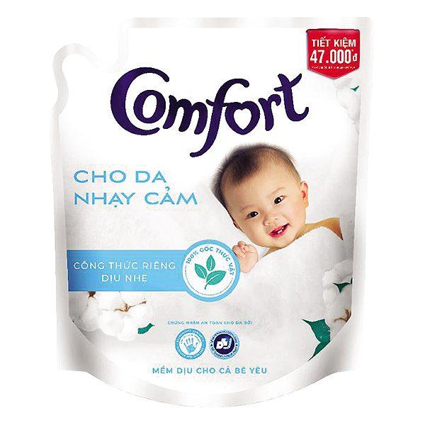 Nước Xả Vải Comfort Da Nhạy Cảm 2.6L
