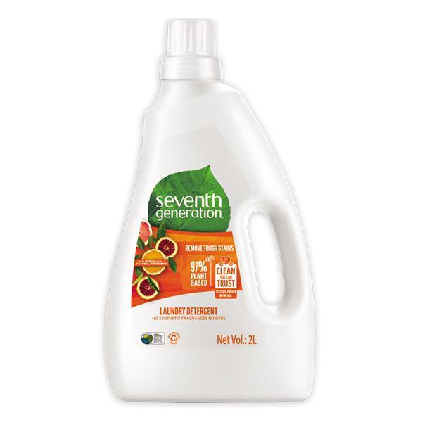Nước Giặt Seventh Generation Fresch Citrus 2L
