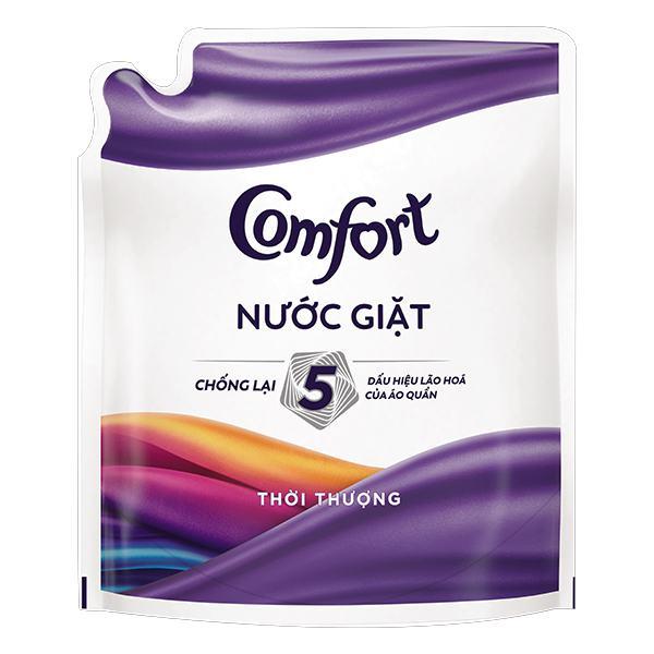 Nước Giặt Comfort Chống Lão Hóa Hương Thời Thượng Túi 2.4Kg