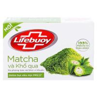 Xà Bông Cục Lifebuoy Matcha & Khổ Qua 90G