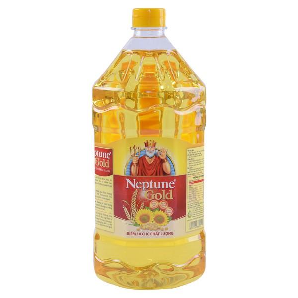 Dầu Ăn Neptune Gold 2L