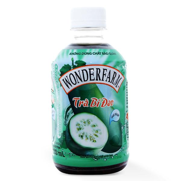 Trà Bí Đao Wonderfarm 280Ml