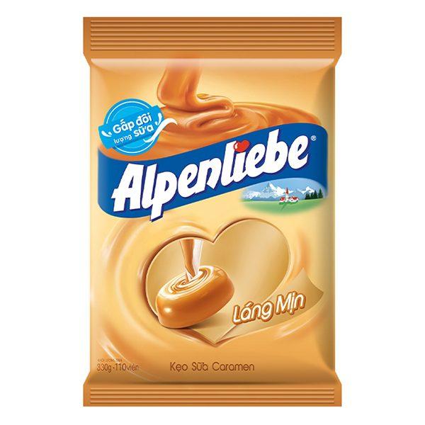 Kẹo Cứng Alpenliebe Caramen Túi 330G