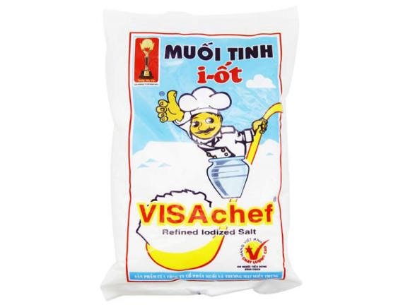Muối Tinh Iod Visachef 1Kg
