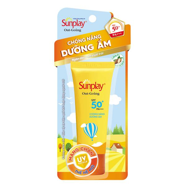Kem Chống Nắng Sunplay Out Going SPF50