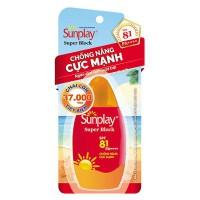 Sữa Chống Nắng Sunplay Super Block SPF81 70G