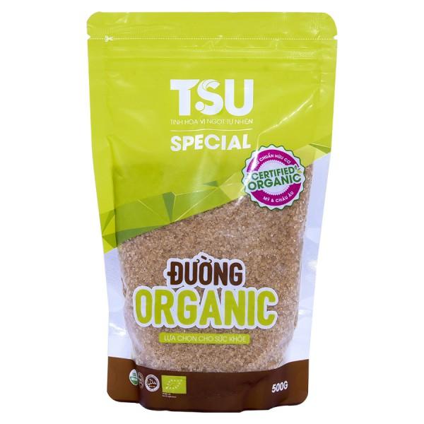 Đường Organic TSU Gói 500G