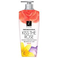 Kem Xả Elastine Kiss The Rose 600Ml