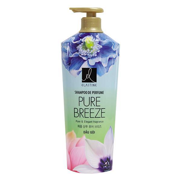 Dầu Gội Elastine Pure Breeze Chai 1000Ml