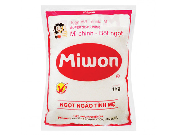 Bột Ngọt Miwon 1Kg