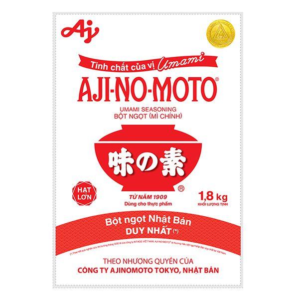 Bột Ngọt Ajinomoto 1.8Kg