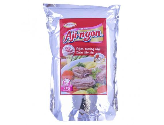 Hạt Nêm Aji-Ngon Heo 2Kg