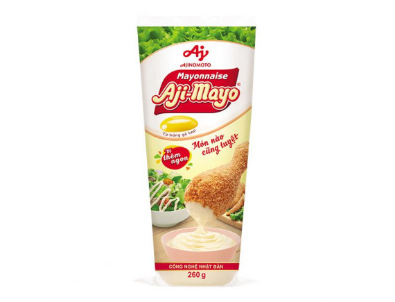 Sốt Mayonnaise Aji-Mayo 260G